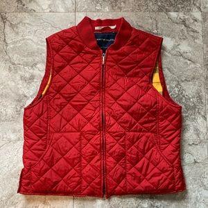 TOMMY HILFIGER Puffer Vest Women's XL